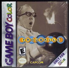 GBC Trouballs (2001), Brand New & Nintendo Factory Sealed
