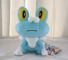 Pokemon Center X Y Froakie 6.5 inch Stuffed Plush Toy Keromatsu Figure Doll