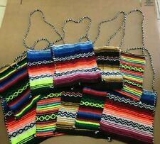 10 Piece Wholesale Set Of Hippie Falsa Bag , Morral , Yoga ,Acrylic ,Beach Bag