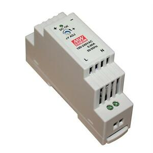MeanWell DR-15-12 15W 12V 1,25A Din Rail power supply DIN-RAIL