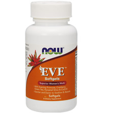 VITAMINA NOW Foods Eve Women's Multi Vitamin 90 Softgels NOW3802 0733739038029