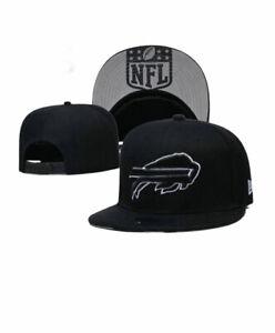 New Era 9Fifty Buffalo Bills NWT Snapback Hat (Black/White) Men's NFL Cap