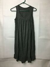 Savi Mom Maternity Nightgown Color: Gray Size: X-Small