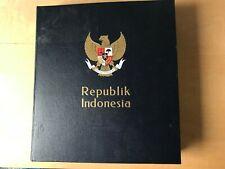INDONESIEN - kpl. Sammlung 1950-90  - **/MNH - im DAVO-Vordruckalbum - TOP!!!