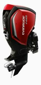 "EVINRUDE C150 HP 25"" SHAFT, G2 OUTBOARD MOTOR"