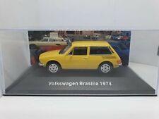 Volkswagen Brasilia 1974 Altaya Brasil 1/43