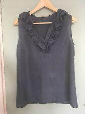 silk top/ shirt