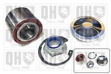 2x Wheel Bearing Kits fits NISSAN MICRA K12 Rear 1.2 1.4 1.5D 2003 on QH Quality