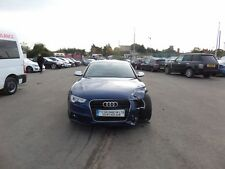 2013 (63) AUDI A5 S LINE TDI CVT 3.0 DIESEL AUTOMATIC DAMAGED REPAIRABLE SALVAGE