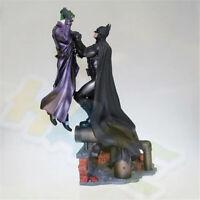 DC Comics Batman Vs Joker Arkham Origins PVC Action Figure Statue 30CM New