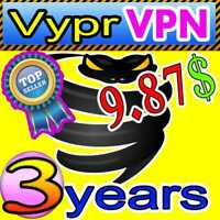 Vypr vpn 3 years warranty premuim vyprvpn Pro | instant delivery | speed vpn