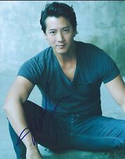 Will Yun Lee Signed Autograph 8x10 Photo Falling Water Hawaii Five-0 Wolverine B