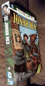 JONAH HEX Showcase Presents V2 NEW BOOK 500+ pages Weird Western Tales DC COMICS