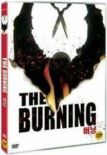 The Burning 1981 - Brian Matthews, Leah Ayres -New UK Compatible Region Free DVD