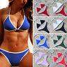 Brazilian Women's Bandage Bikini Set Padded Bra Swimsuit Swimwear Bathing Suit