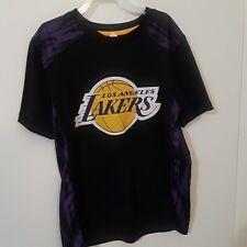 Boys Lakers Shirt Size 10/12