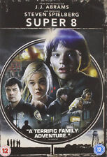 DVD:SUPER 8 - NEW Region 2 UK