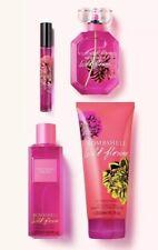 Victoria's Secret BOMBSHELL WILD FLOWER(3.4oz)/Mist/Cream/Rollerball Set