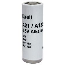 Exell Battery A21PX Battery NEDA ANSI 1306M Eveready E133 Varta 523BP USA SHIP