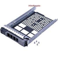 "FOR Dell 3.5"" SAS SATA Tray Caddy 0G302D 0F238F/0X968D R720 R710 R520 R510 R420"