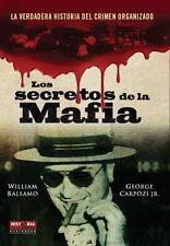 Los secretos de la Mafia: La verdadera historia del crimen organizado-ExLibrary