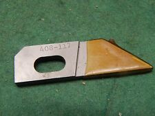 Manchester Tool Upper Insert Clamp # 408-117