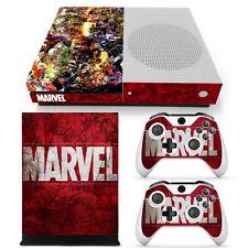 Marvel Universe Xbox One S Etiqueta de piel Envoltorio Vinilo Sticker Los Vengadores
