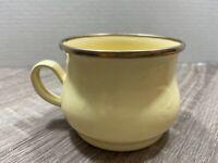 Vintage Mackenzie Childs Victoria & Richard Enamelware Enamel Mug Cup Retired!