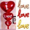 LOVE Heart Balloon Birthday Wedding Party Anniversary Decor Balloon