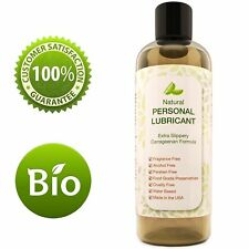 Natural Water Based Lube Sexual Lubricant Sensitive Skin Personal Moisturizer