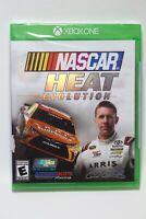 NASCAR Heat Evolution (Microsoft Xbox One, 2016) **Brand New**