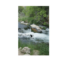 Fly Fishing Log Book - Fishing Journal - Fly Fishing Diary - Fishing Gift