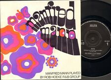 "ROB HOEKE Jolita  7"" SINGLE foc GATEFOLD Manfred Mann ROB HOEKE R & B GROUP"