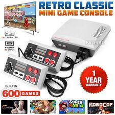 600 Games in 1 Classic Mini Game Console for NES Retro TV HDMI Gamepads Nintendo