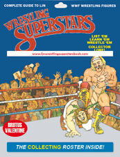 WWF LJN Wrestling Superstars Wrestling Figures Collector's Guide WWE Grand Toys
