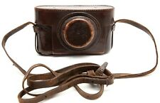 Leica Brown Leather Case For IIIA & IIIB Cameras #30152