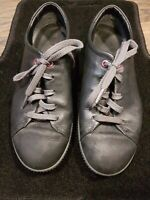 Ecco Women's Casusl Leather Shoes Size 38