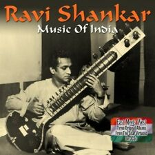 Music Of India - 3 DISC SET - Ravi Shankar (2013, CD NEUF)