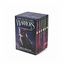 Warriors: Dawn of the Clans Box Set: Volumes 1 to 6 Free Shipping