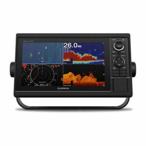 BRAND NEW Garmin GPSMAP 1022xsv Keyed Networking Combo Worldwide - No Transducer