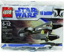 Star Wars The Clone Wars General Grievous Starfighter Mini Set #8033 [Bagged]