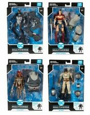 McFarlane DC Multiverse Build AF Bane: Omega Batman Wonder Woman Scarecrow 18 cm