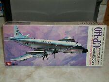 LS 1/144 Scale Lockheed CP-140 Aurora