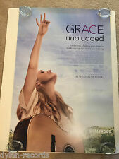 Grace Unplugged Theater Original Movie Poster One Sheet DS 27x40