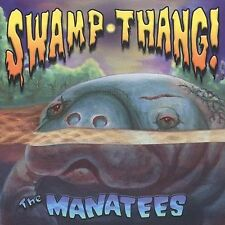 Swamp Thang 2003 by Manatees *NO CASE DISC ONLY*