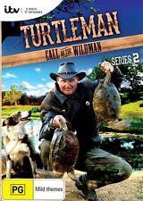 Turtleman - Call of the Wildman: Series Season 2 = NEW DVD R4