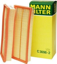 Set of 2   MANN-FILTER C3698 Air Filter's for  Mercedes