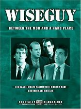 Wiseguy - Between The Mob And A Hard Place (DVD, 2005)