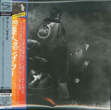 THE WHO-QUADROPHENIA-JAPAN MINI LP 2 SHM-CD Ltd/Ed I50