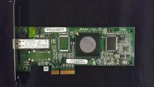 QLogic QLE2460 Dell PF323 PCIe x4 4GB Fibre Channel FC HBA PX2510401